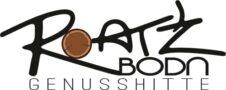 Roat'z Bodn Genusshitte Logo Farbe