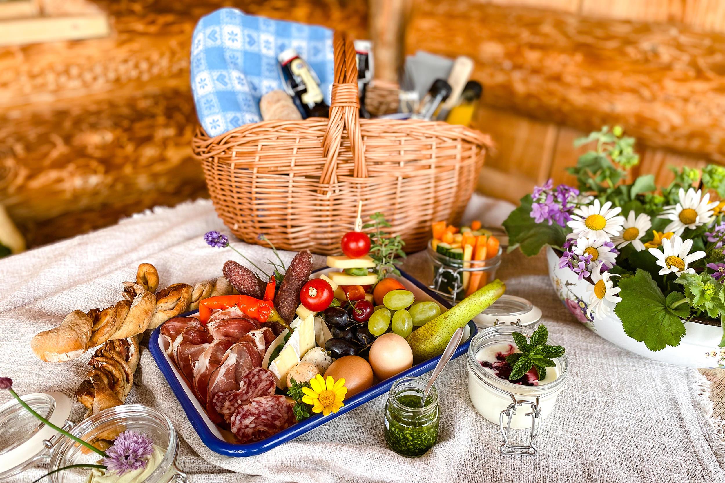 picknick am berg osttirol